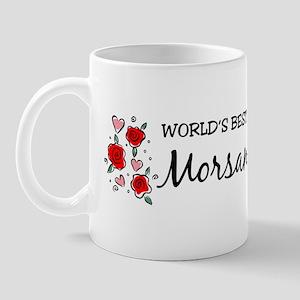 WB Mom [Swedish] Mug